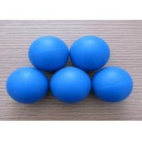 Quality Food Grade Custom Silicone Rubber Ball For Machinery / Bathroom Facilities wholesale