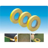 Quality Customized Yellow Double Sided Carpet Tape Self-Adhesive Tapes wholesale