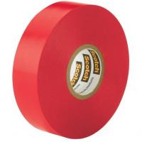 China Rubber Adhesive Athletic Medical Grade Tape Heat Resistant For Injuries , Red Color on sale