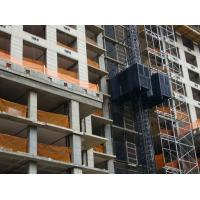 Quality Efficient Building Material Hoist High Stability Strong Carry Capacity wholesale