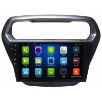 Quality Ouchuangbo car radio touch screen android 8.1 system for  Ford Escort with BT USB wifi gps nav SWC music output wholesale