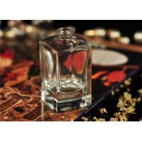 Quality Travel Square Glass Perfume Bottles Antique With Personal Care wholesale
