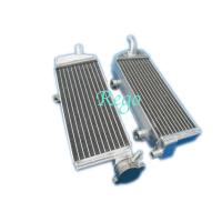 Buy cheap High Strength Custom Brazd Aluminum Motorcycle Radiator For KTM SXF250 2007 from wholesalers