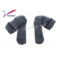 Quality Indoor Winter Slipper Socks Gentle Touching Protective Anti - Perspiration wholesale