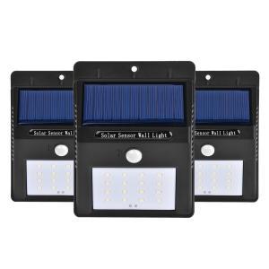 Buy cheap waterproof IP65 solar motion sensor light for garage from wholesalers