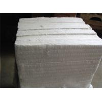Quality High Heat Insulation Refractory Ceramic Fiber Board White Color For Air Stove wholesale