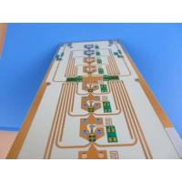 China High Frequency PCB Bare Board | 10 mil RO4350B Printed Circuit Board | Immersion Gold HF PWB on sale