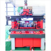 Quality 1.2 KW Spindle Motor Valve Seat Boring Machine For Gas Valve Seats 100 -1200rpm Speed wholesale
