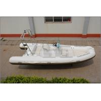 Quality 19ft/5.8m rigid inflatable RIB boat fishing boat with CE, hypalon or PVC,fishing boat wholesale