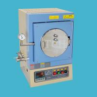 Quality 1100°C 7.6 Liter Vacuum Chamber Furnace with feedthrough flange - VBF-1200X-H8 wholesale