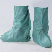 Quality Standard 50*40cm non-woven blue pp,60gsm disposable boot cover,prevent dust and bacteria wholesale