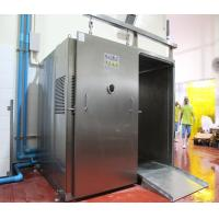 Quality Stainless Steel Precooling System , Vacuum Cooling Equipment Long Life wholesale