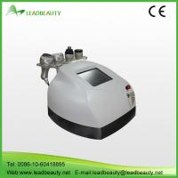 Cheap Ultrasonic Cavitation RF Vaccum Slimming Machine for clinic / home use for sale