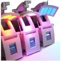 Quality Red Blue PDT LED Light Therapy Machine For Skin Care Skin Rejuvenation Non Invasive wholesale