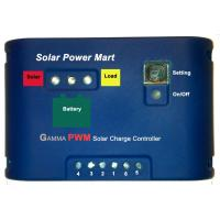 China Max 50V input 30A output 12v or 24v PWM Solar charge controller solar controller on sale