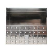 China Clean room static garment cabinet for clean room boots locker on sale