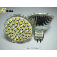 Quality High Power Quartz Glass MR16 DC 12 V 3528 LED Spot Lamps Using LG10 * 20 Chip wholesale