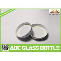 Cheap Aluminum lid for cosmetic jar, complete aluminum screw lid for bottle, aluminum for sale