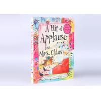 Quality Delicate Glossy Finishing Childrens Board Books Full Color With Dust Jacket wholesale