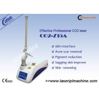 Quality Scar Removal and Pigment Removal 15W Co2 Surgical Medical Laser Machine wholesale