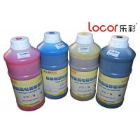 Cheap Drying Fast Inkjet Printer Ink , Solvent Ink Cartridges Good Adhesion 4 Colors for sale
