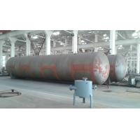 Quality Large Heavy Duty Oil Storage Tank With Issue Test Report Field Installation wholesale