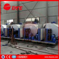 Quality Sus304 1000 Liter Milk Cooling Tank Refrigeration Compressor ISO9001 wholesale