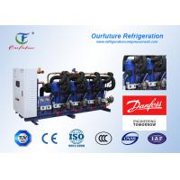 Quality Danfoss Refrigeration Compressor Unit , Small Cold Storage Refrigeration Condensing Unit wholesale