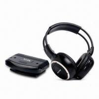 Quality IR Stereo Wireless Headphones for Home Audio System with 10m Operating Distance and Foldable Design wholesale