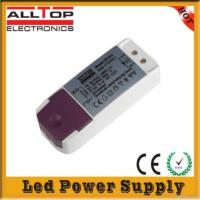 China 12w 350ma 12v Triac Dimmable Led Driver Transformer With Ce Rohs Attestation on sale
