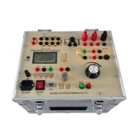 China Microcomputor Single Phase Protective Relay Tester / Testing Equipment Robust Shape on sale