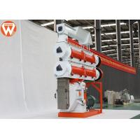 Quality Crumbler Machine Bird Feed Production Line , Low Breakdown Animal Feed Plant Machinery wholesale