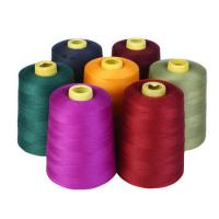 Quality Pagoda Synthetic Sewing Thread , Hemming Polyester Sewing Machine Thread wholesale