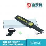 Quality Large Scanning Area Metal Detecting Wand LED Instruction 270mW Power wholesale