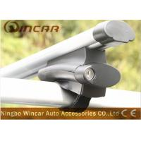 Quality Anti - Theft  Aluminum Roof Racks For Car With Roof Rails Cross Bar wholesale