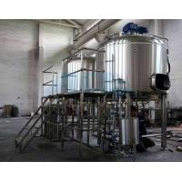 Quality food grade alcohol turnkey distillation equipment 20000LPD in Myanmar wholesale