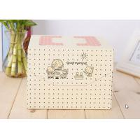 Cheap Hello Kitty Transparent Disposable Paper Cake Boxes With Windows Glossy for sale