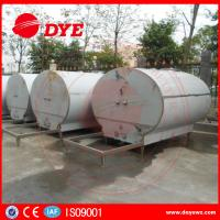 Quality Large Milk Transport Tank For Milk Processing Factory And MCP wholesale
