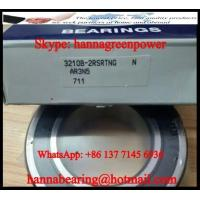 Quality 3210B-2RSR TNG Double Row Angular Contact Ball Bearing 50x90x30.2mm wholesale