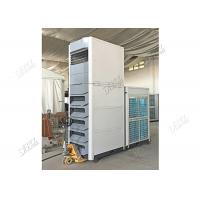 Quality Packaged Commercial Air Conditioner , 28 Ton Event Tent Central Air Conditioning Unit wholesale