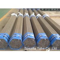 Quality A249 Stainless Steel Heat Exchanger Tube 304 316 310S Welded Tube For Heaters wholesale
