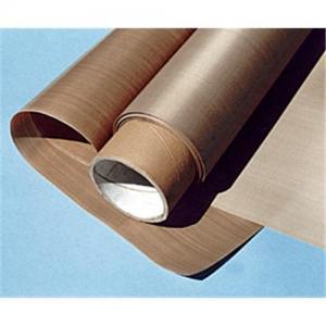 China Teflon Coated Fiberglass Fabric on sale