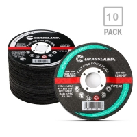 Buy cheap 80M/S Abrasive 4.5 Inch Cut Off Wheel For Steel With Angle Grinder from wholesalers