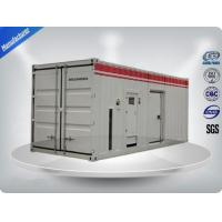Quality Container type Cummins diesel genset power with prime power 900 kw wholesale
