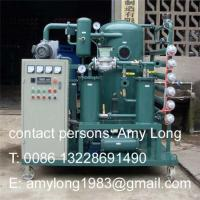 Quality ZJA double stage transformer oil purifier wholesale