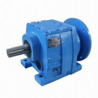 Quality SR Helical Gearbox, High Efficiency, Low Noise  wholesale