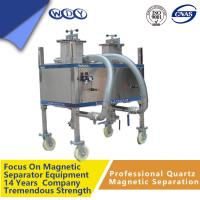 Quality High Tension Rare Earth Electrode Permanent Magnetic Separator Drum Type wholesale