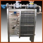 Quality Milk Heat Exchanger wholesale