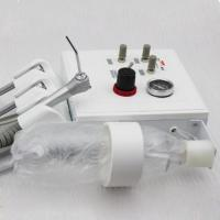 Quality Portable Dental Air Turbine Work With Air Compressor Unit W/Bottle - Mountable wholesale