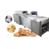 Quality Industrial Mixed Cereal Bar Machine , Breakfast Cereal Making Machine 300-500 Kg / H wholesale